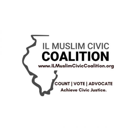 Illinois Muslim Civic Coalition Logo