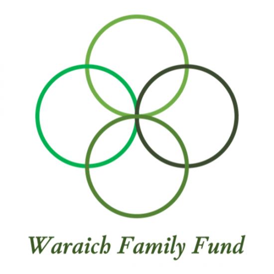 Waraich Family Fund Logo